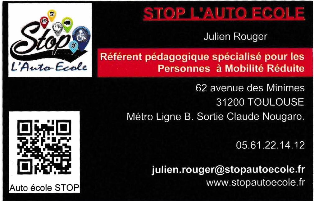 Stop L'auto-école